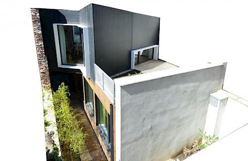 Bureau architecture hainaut audry hantson architecte uccle bureau